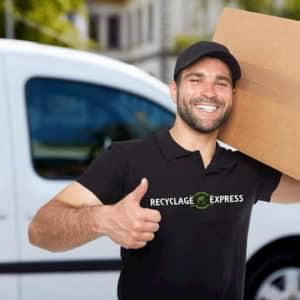 Déménageur de recyclage express