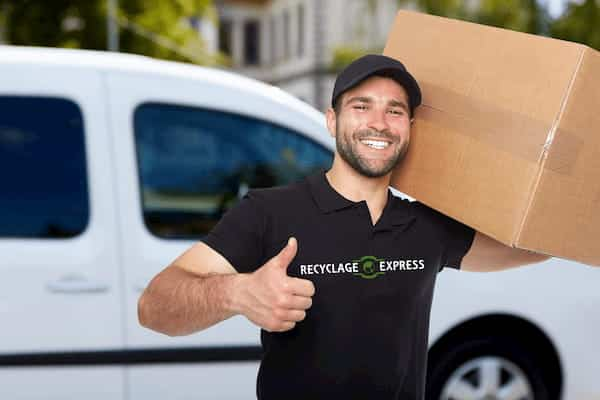 demenageur re - Recyclage Express