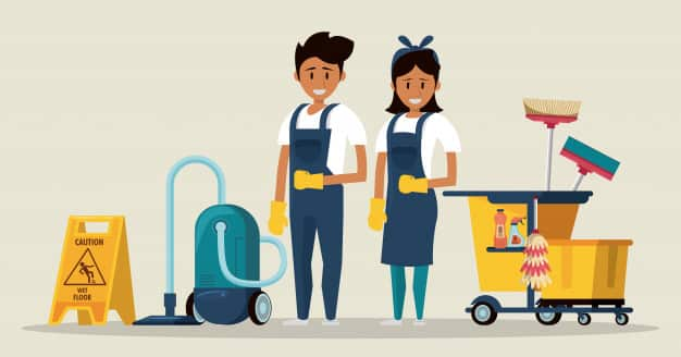 Service nettoyage Homme Femme
